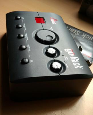 DBX GO-RACK Procesador de sonido. (ENVÍO INCLUIDO)