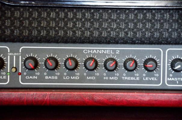 Amplificador Vintage Carlsbro. Made in England. Cambio por Telecaster o española tipo flamenca.