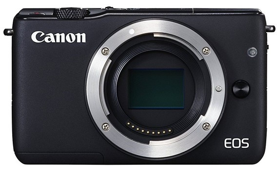 Canon Eos M10, impecable.