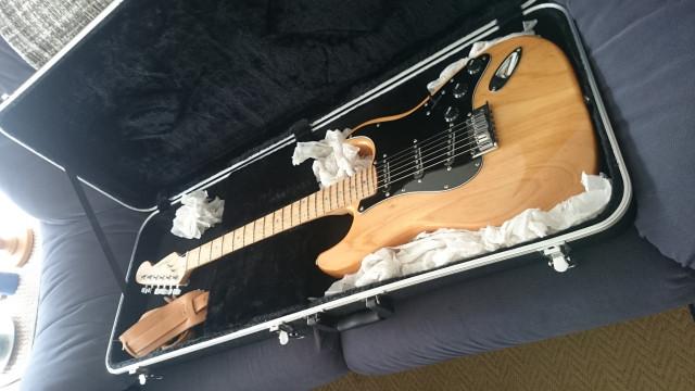 Fender Stratocaster Lite Ash