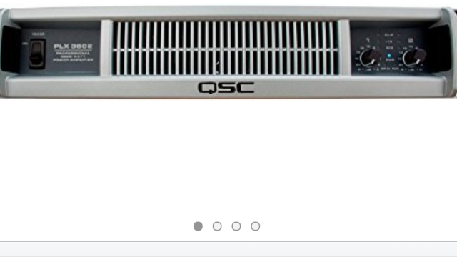 Etapa QSC plx 3602