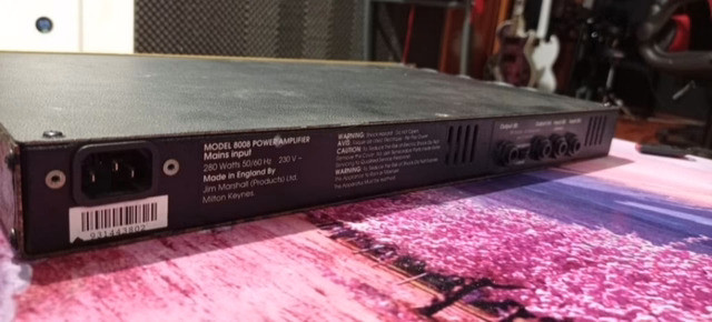 Marshall valvestate 8008 (Etapa)