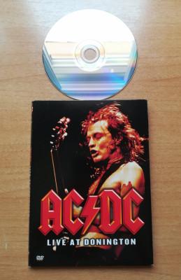 AC/DC Live at Donnington