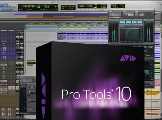 Pro tools 10 licencia oficial + iLok