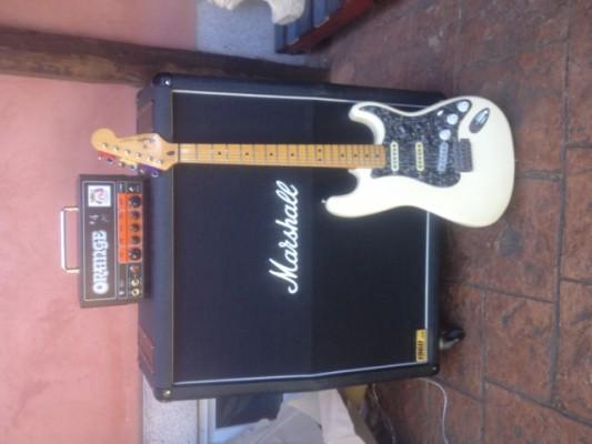 4x12 Marshall 1960a LEAD 300w,cambio por guitarra que me gasee