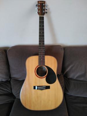 Guitarra acústica Ibanez OT-310 de 1984