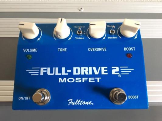 Pedal overdrive Fulltone Fulldrive 2 Mosfet