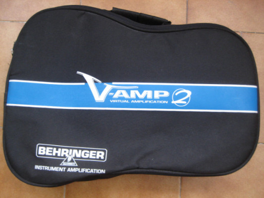 : Bolsa BEHRINGER para pedalera o pedales