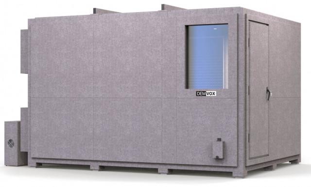 Cabina acústica Demvox DV780 (Montaje incl.)