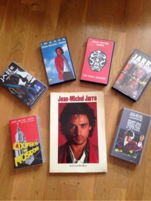 Pack colección: Jean Michel Jarre