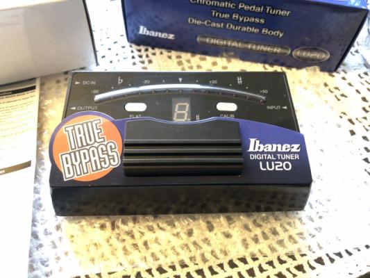 Afinador Ibanez LU-20