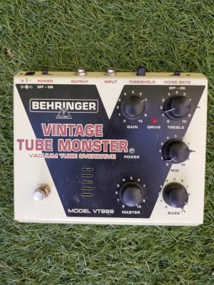 Monster tube