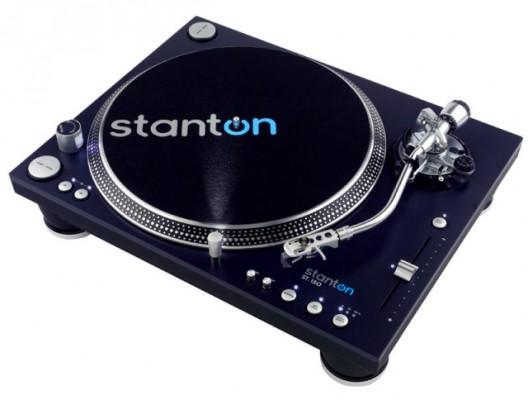 Stanton ST-150 - GIRADISCOS DJ TRACCIÓN DIRECTA