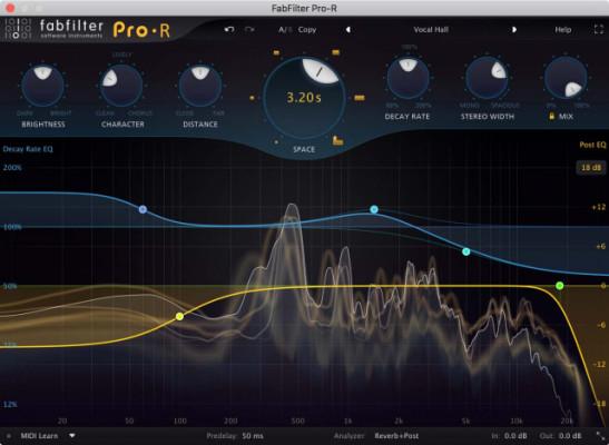 o cambio software de audio a estrenar (iZotope, D16, FabFilter, AAS, Nugen Audio...)