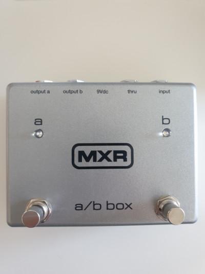 PEDAL A/B MXR