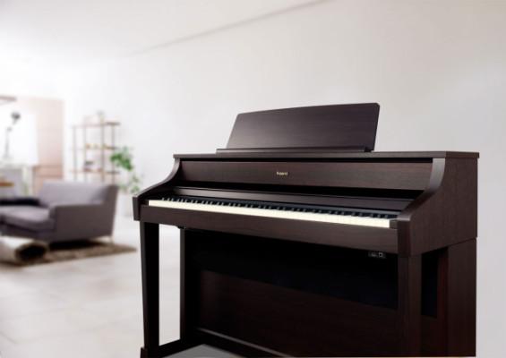 Vendo piano digital Roland HP 503