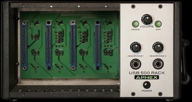 Aphex USB 500 rack