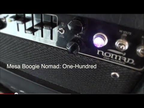 Amplificador Guitarra Mesa Boogie One-Hundred 100W