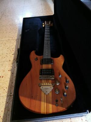 Vendo guitarra Ibanez Musician de colección