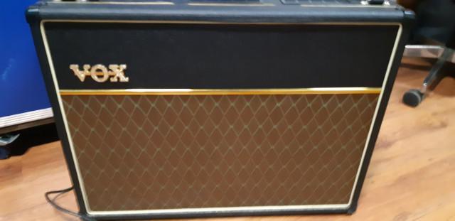 "Vox AC30CC2X Custom 2x12"" Blue Alnico Guitar Combo"