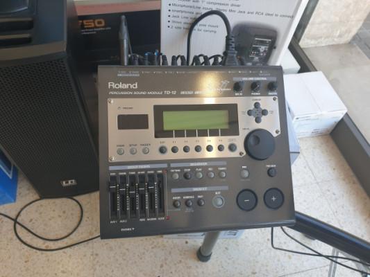 Bateria electronica Roland TD12KX