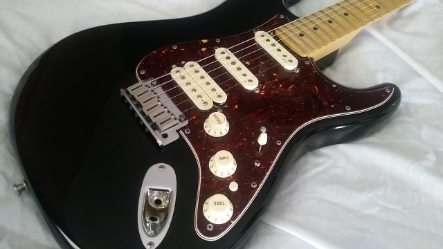 Fender Stratocaster American Standard 2004