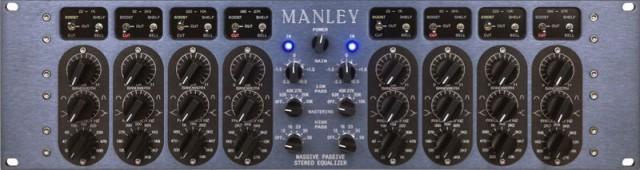 Compro Manley Massive Passive Mastering