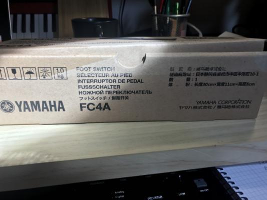 Pedal Suatain Yamaha FC4A
