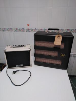 Fender Excelsior (vendido) y Ibanes TSA5