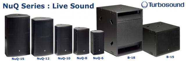 Turbosound NUQ