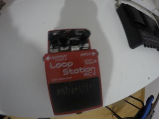 boss rc2 loop station