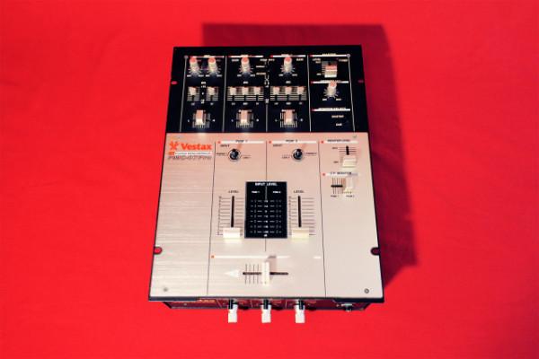 Vestax PMC-07 PRO DJ Battle Mixer 1990s
