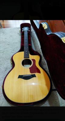 Guitarra electroacústica Taylor 214ce Deluxe