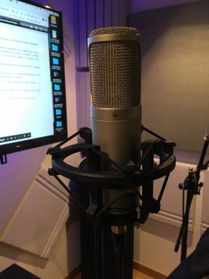 Microfono Rode K2