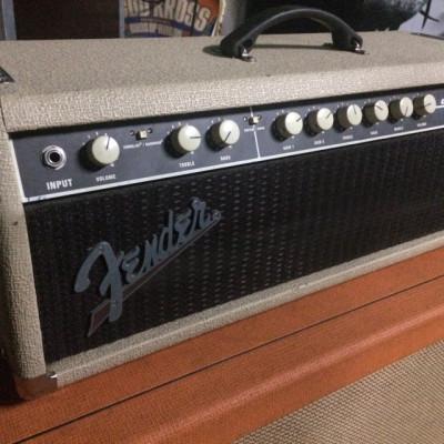 O CAMBIO Cabezal Fender Supersonic 60 w.