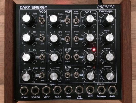 Doepfer Dark Energy Mk1