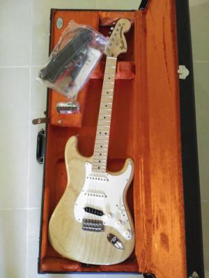 Guitarra Fender stratocaster american vintage 70s
