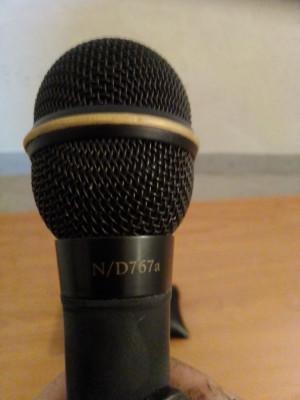 Rebaja a 50 Micro voz electrvoice N/D767a