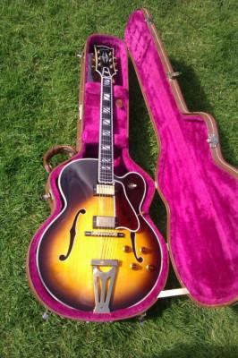 Gibson Super 400 del 92'. Como nueva.