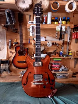 Francisco Vico Archtop Tipo Gibson ES-339/ REBAJA 1000€/