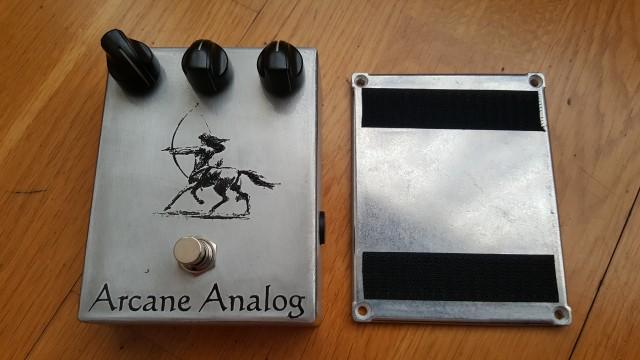 Arcane Analog Klone (Klon Centaur)