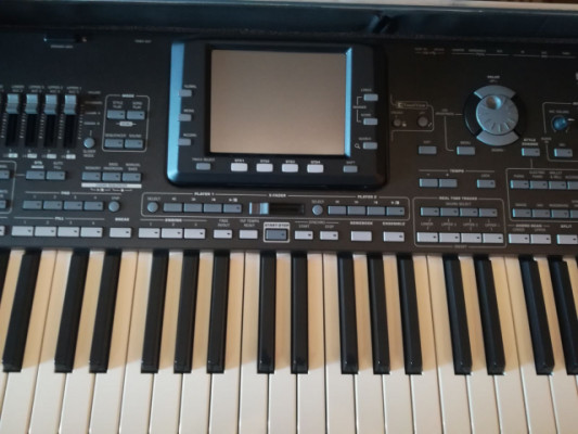 Korg Pa3X 76 Keyboard Synthesizer