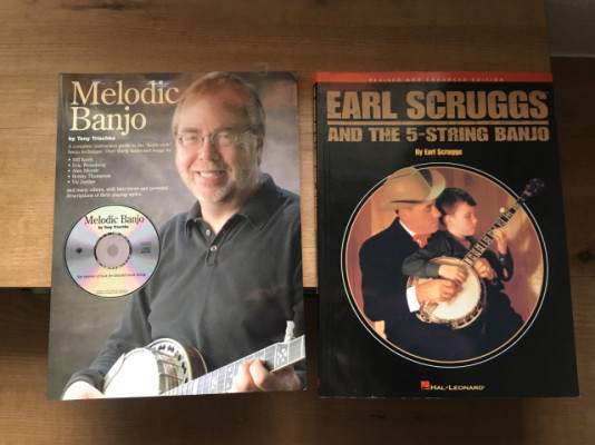 Método banjo Earl Scruggs