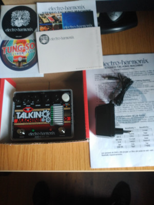 Talking Machine Electro Harmonix
