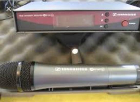 Vendo Microfonos