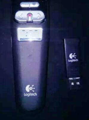 presentador pasador diapositivas logitech R-RB5