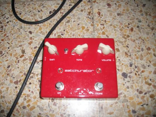 Vendo pedal Vox Satchurator