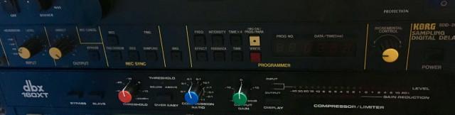 KORG SDD 2000