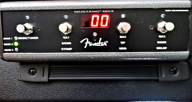 Amplificador Fender Mustang IV-V2 150W