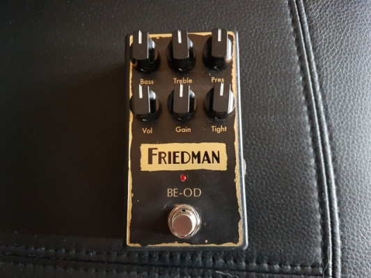 Overdrive/distorsión Friedman BE OD